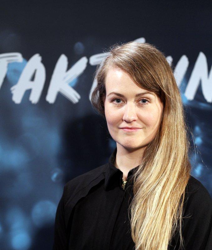 >Rakel Hinriksdóttir hefur tekið við stjórninni á Taktíkinni, þátt N4 um íþróttir og lýðheilsu á lan…